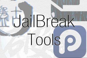 Jailbreak Tools
